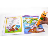 Cheap Educational Reading Pen Book For Kids with English I Like Books wholesale