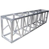 China Square Bolt Aluminum Box Truss Speaker Hangers 520x760 mm Simple Installation wholesale