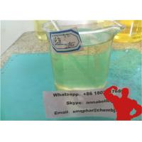 China Bulking Cycle Injectable Semi-finished Anabolic Steroids Drostanolone Enanthate 200mg/ML wholesale