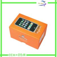 Cheap Book Mobile Phone Packaging Box Decorative Gift OEM / ODM Accept wholesale