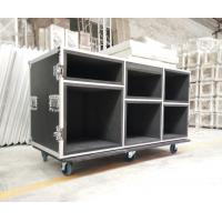 Wholesale Custom Drum Case with 12mm Thickness Plywood and 20mm Thickness EVA Foam Inside from china suppliers