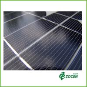 Cheap Photovoltaic 195W Monocrystalline Silicon Solar Panels Black For Home wholesale