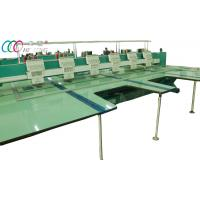Cheap Big Size 6 Head Flat Embroidery Machine Equipment For Samples wholesale