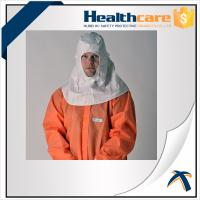 Non Woven PP Disposable Surgical Hood Cap For Cover Nose And Mouth Breathable