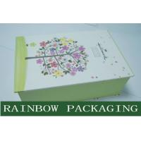 Cheap Luxury Accessories Packaging and Printing Box , Book Shape Gray Board Paper Box wholesale