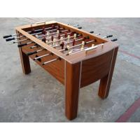 Club 5FT Soccer Game Table New Style PVC Handle With Chrome Manual Scoring