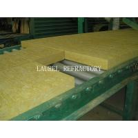 Buy cheap Rockwool Fireproof Insulation Roof Panel / Fireproof Glass Wool Insulation from wholesalers