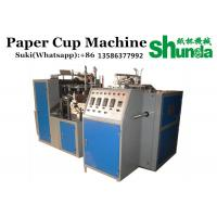 High Automation Disposable Cup Making Machine Durable Three Phase