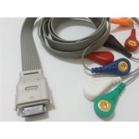 China Biomedical Bi9800/9000 One Piece Ecg Cable , 7 Leads Patient Cable For Ecg Machine wholesale