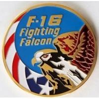Soft Enamel Air Force Challenge Coins , Customized Coast Guard Challenge Coins