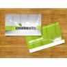 Cheap Business card/ Transparent business card wholesale
