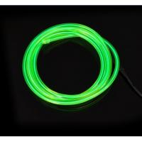 Cheap EL Wire / Electroluminecent Wires - Green for Indoor and Outdoor Advertisement wholesale
