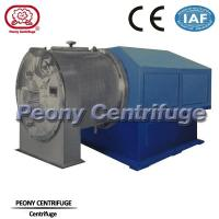 Cheap Mineral 2500rpm PP 2 - Stage Pusher centrifuge / Perforated Basket Centrifuge wholesale