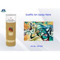 China Non fading Weatherproof Art Spray Paint for Graffiti Pink Purple Red Colorful wholesale