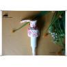 Cheap Silk screen printed Trigger Pump Sprayer shampoo soap dispenser pump tops wholesale