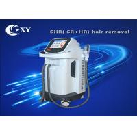 Buy cheap SR Skin Rejuvenation HR Hair Removal 2000W Powerful Multifunction Machine Two Handles from wholesalers