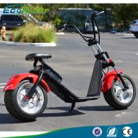 China OEM 18'' 60v Disc Brake 2 Wheel Electric Scooter With Turning Lights wholesale