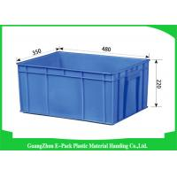 Autoparts Warehouse Euro Stacking Containers Distribution Virgin PP Materials