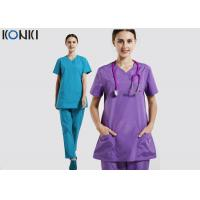 Hospital Nurse Uniform Medical Office Uniforms Ventilate Cotton Female Workwear
