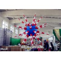 3m Height Inflatable Led Light, Customized Inflatable Star for Special Events