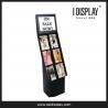 Cheap FSDU-006 Cardboard Floor Standing Book Displays Magazine Display Racks wholesale