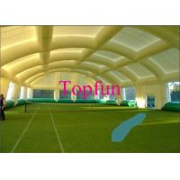 Cheap Giant Inflatable Tent Lawn Tent Used For Outdoor Events / Show / Amusement Park wholesale