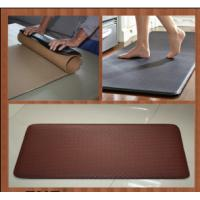 Slip Resistant Anti Fatigue Flooring Commercial Protective Floor Mats Custom Printed