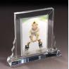 Cheap crystal photo frame/acrylic photo frame/PHOTO FRAME/glass photo frame/3D LASER ENGRAVING wholesale