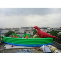 China Commercial Inflatable Water Parks wholesale
