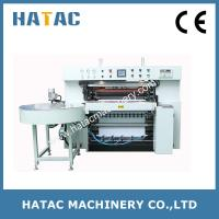 Cheap Automatic Core Loading Cash Register Reel Slitting Machine wholesale