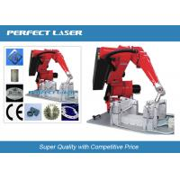 Robot Manipulator fibre laser cutting machine with CNC controlling system