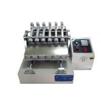 Laboratory Friction Leather Testing Equipment , JIS Test Color Dyeing Fastness Tester