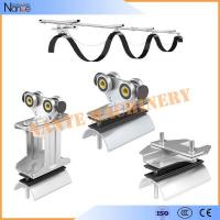 Buy cheap Factory Self-made Ball Bearing Cable Trolley Wire Rope Roller For Festoon System from wholesalers