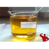 China Injectable Anabolic Steroids Testosterone Cypionate 250mg/ml for Muscle Building wholesale