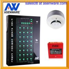 Cheap Design building 16 zone conventional fire alarm control panel wholesale