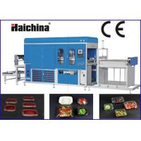 Cheap Fruit Containers Plastic Thermoforming Machine high Speed with 220V 50HZ wholesale