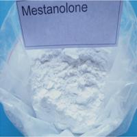 Wholesale White Powder Mestanolone Oral Anabolic Steroids for Muscle Gain , CAS 521-11-9 from china suppliers