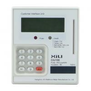 RS485 Single phase electronic Prepaid energy meter , Intelligent kilowatt hour meter