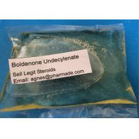 Boldenone Undecylenate Injection Equipose 13103-34-9 Muscle Growth Steroids