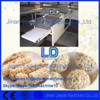 Cheap Stainless Steel Automatic Nutrition Bar Product machinery/ Making machine wholesale