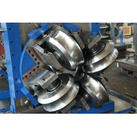 Hot Rolled Steel Tube Mill Machine , Roll Forming Machine For Construction