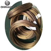 China 0Cr25Al5 Diameter 3.0mm Heat Resistant Wire Fecral Gold 700 Mpa Tensile Strength wholesale