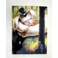 Cheap Notebook » 80-120 Sheets Printed Leather Composition Book for Gifts wholesale