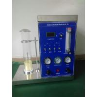 Automatic Fire Testing Equipment , Oxygen Index Test For ISO4589 Standard