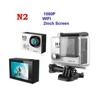 New Arrival N2 2 inch Sports Cam Full HD 1080P Action camera with Wifi remote control