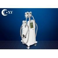 Buy cheap 4 Treatment Heads Cryolipolysis Slimming Machine For Weight Loss Fat Freezon Machine For Beauty Salon from wholesalers