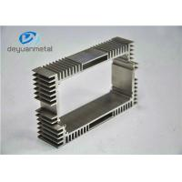 Cheap Mill Finished 6063-T5 Aluminium Construsion Profile For Decoration Or Office wholesale