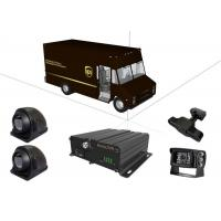 4 Channel HD MDVR  For Realtime Remote Monitor ,  Mobile DVR Recorder