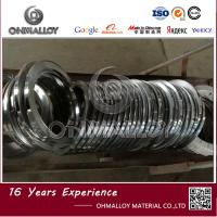 Wholesale High Temp Alloys FeCr13Al4 Alloy / FeCrAl Heating Strip For Train Resistor 0.6mm x 75mm from china suppliers