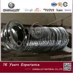 China High Temp Alloys FeCr13Al4 Alloy / FeCrAl Heating Strip For Train Resistor 0.6mm x 75mm wholesale